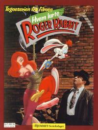 Cover Thumbnail for Hvem lurte Roger Rabbit (Hjemmet / Egmont, 1989 series)