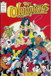 Cover Thumbnail for The Olympians (Marvel, 1991 series) #1