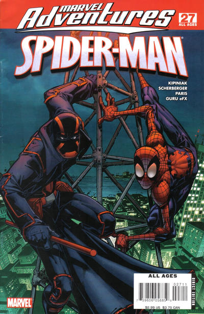 Cover for Marvel Adventures Spider-Man (Marvel, 2005 series) #27