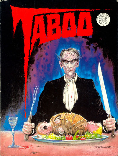 Cover for Taboo (Spiderbaby Grafix & Publications, 1988 series) #1