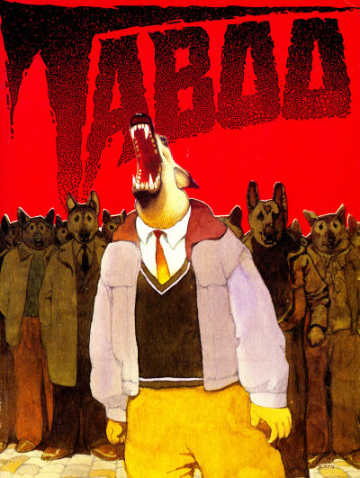 Cover for Taboo (Spiderbaby Grafix & Publications, 1988 series) #4