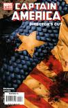 Cover for Captain America (Marvel, 2005 series) #25 Director's Cut