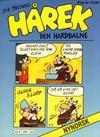 Cover for Hårek den hardbalne pocket (Allers Forlag, 1985 series) #101