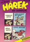 Cover for Hårek den hardbalne pocket (Allers Forlag, 1985 series) #102