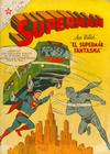 Cover for Supermán (Editorial Novaro, 1952 series) #63
