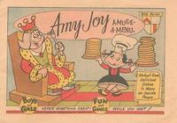 Cover Thumbnail for Amy Joy Amuse-A-Menu (Celebrated Cartoon Service, Inc,, 1962 series) #[nn]