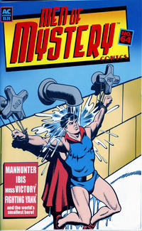 Cover Thumbnail for Men of Mystery Comics (AC, 1999 series) #64