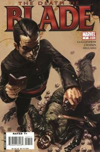 Cover Thumbnail for Blade (Marvel, 2006 series) #7 [Direct Edition]