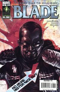 Cover Thumbnail for Blade (Marvel, 2006 series) #8 [Direct Edition]