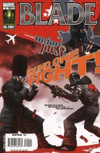 Cover Thumbnail for Blade (Marvel, 2006 series) #9 [Direct Edition]