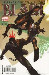 Cover Thumbnail for Blade (Marvel, 2006 series) #10 [Direct Edition]