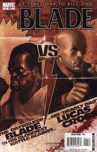 Cover Thumbnail for Blade (Marvel, 2006 series) #11 [Direct Edition]