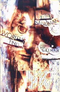 Cover Thumbnail for The Sandman: Worlds' End (DC, 1995 series) #[8] [First Printing]