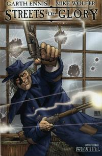 Cover Thumbnail for Garth Ennis' Streets of Glory Preview (Avatar Press, 2007 series)  [Regular Cover]