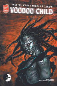 Cover Thumbnail for Voodoo Child (Virgin, 2007 series) #1 [Variant Cover]
