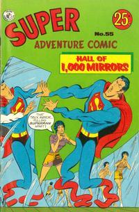 Cover Thumbnail for Super Adventure Comic (K. G. Murray, 1960 series) #55