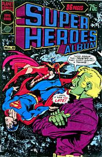 Cover Thumbnail for Super Heroes Album (K. G. Murray, 1976 series) #8