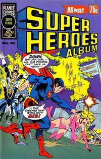 Cover Thumbnail for Super Heroes Album (K. G. Murray, 1976 series) #10