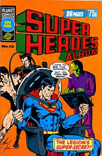 Cover Thumbnail for Super Heroes Album (K. G. Murray, 1976 series) #12