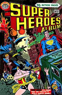 Cover Thumbnail for Super Heroes Album (K. G. Murray, 1976 series) #20