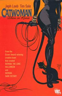 Cover Thumbnail for Catwoman: When in Rome (DC, 2007 series)