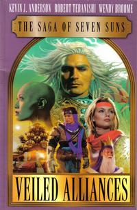 Cover Thumbnail for The Saga of Seven Suns: Veiled Alliances (DC, 2004 series)