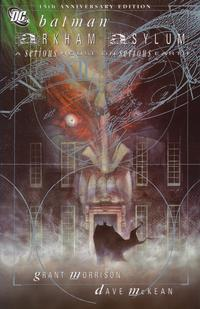 Cover Thumbnail for Arkham Asylum Anniversary Edition (DC, 2004 series)