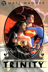 Cover Thumbnail for Batman / Superman / Wonder Woman: Trinity (DC, 2004 series)