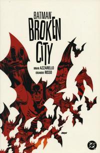 Cover Thumbnail for Batman: Broken City (DC, 2005 series)  [First Printing]
