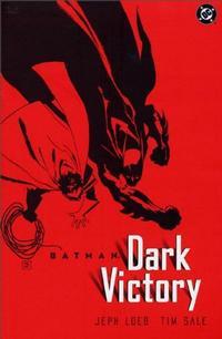 Cover Thumbnail for Batman: Dark Victory (DC, 2002 series)