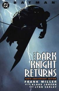 Cover Thumbnail for Batman: The Dark Knight Returns -- Tenth Anniversary Edition (DC, 1997 series)  [1st Printing]