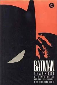 Cover Thumbnail for Batman: Year One (DC, 1988 series)