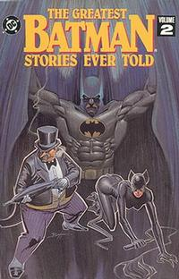 Cover Thumbnail for The Greatest Batman Stories Ever Told (DC, 1989 series) #2