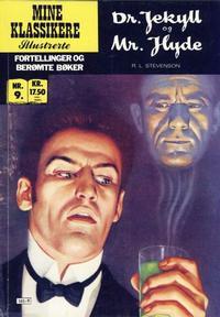 Cover Thumbnail for Mine Klassikere [Classics Illustrated] (Atlantic Forlag, 1987 series) #9 - Dr. Jekyll og Mr. Hyde