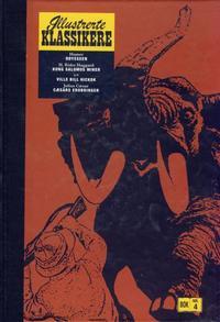 Cover Thumbnail for Illustrerte Klassikere (Hjemmet / Egmont, 2006 series) #4