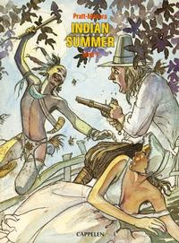 Cover Thumbnail for Indian Summer (Cappelen, 1986 series) #1