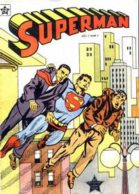 Cover Thumbnail for Supermán (Editorial Novaro, 1952 series) #3