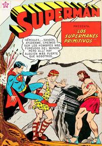 Cover Thumbnail for Supermán (Editorial Novaro, 1952 series) #230