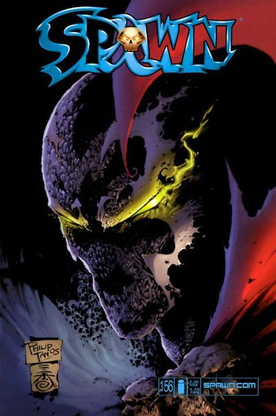 Cover for Spawn (Image, 1992 series) #156