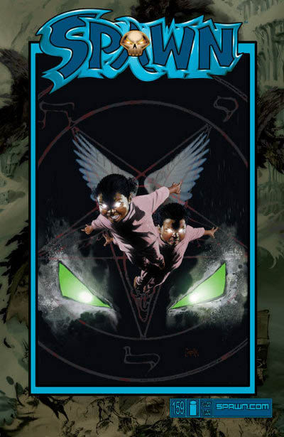Cover for Spawn (Image, 1992 series) #159