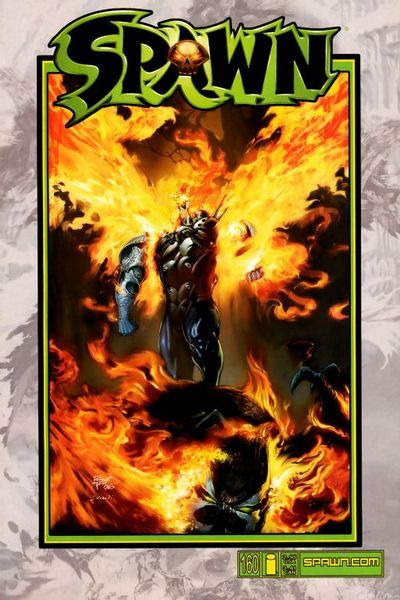 Cover for Spawn (Image, 1992 series) #160