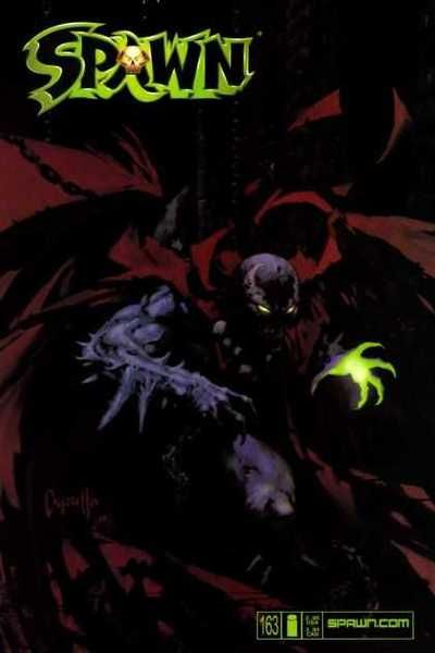 Cover for Spawn (Image, 1992 series) #163