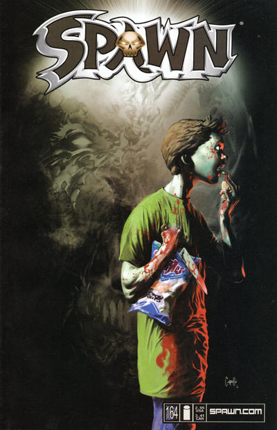 Cover for Spawn (Image, 1992 series) #164