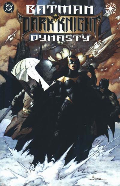 Cover for Batman: Dark Knight Dynasty (DC, 2000 series)