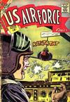 Cover for U.S. Air Force Comics (Charlton, 1958 series) #22