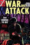 Cover for War and Attack (Charlton, 1964 series) #1