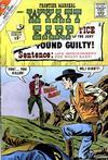 Cover for Wyatt Earp Frontier Marshal (Charlton, 1956 series) #43