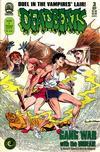 Cover for Deadbeats (Claypool Comics, 1993 series) #3