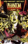 Cover for Phantom of Fear City (Claypool Comics, 1993 series) #4