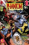 Cover for Phantom of Fear City (Claypool Comics, 1993 series) #5